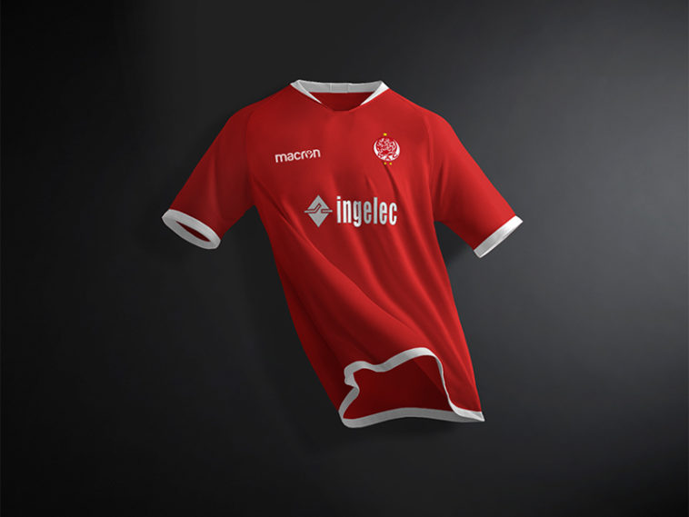 Download Mockup Jersey Futsal PSD Gratis 6