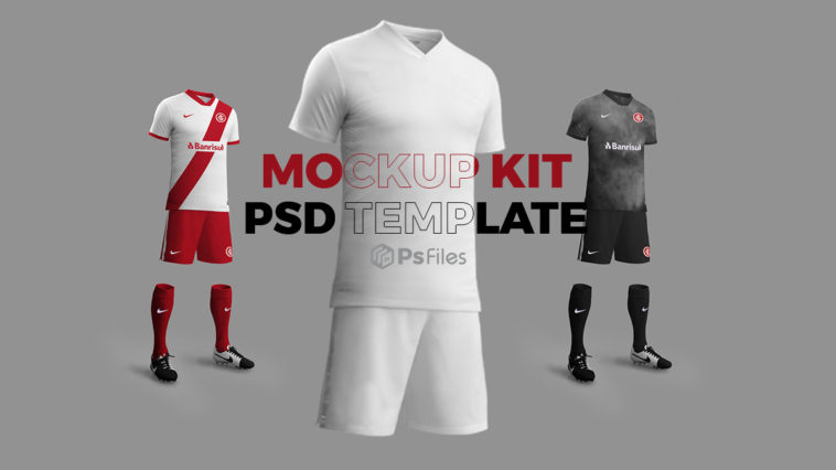 New Nike Football-Soccer Mockup Kit 2019