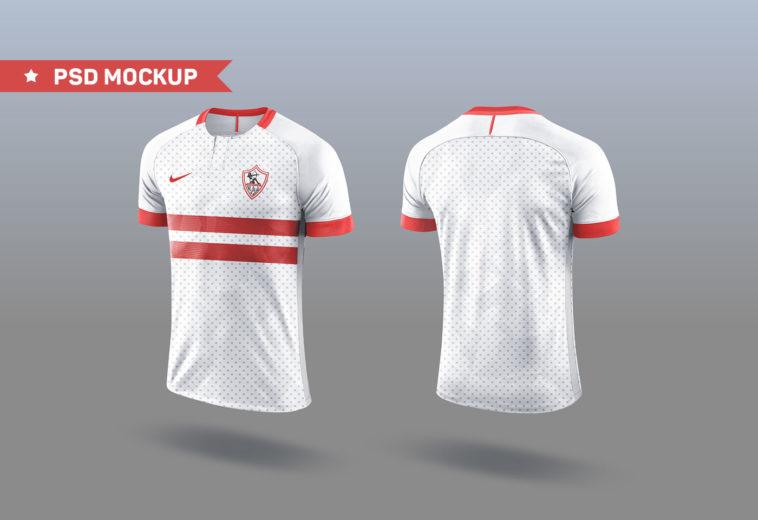 Download Mockup Jersey Futsal dan Sepak Bola [Updated] 8